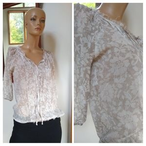 ⭐New Listing ⭐ Express. Size XS. Blouse